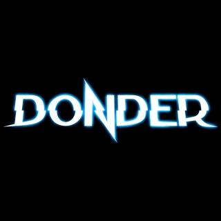 Dialect punkrockband Donder logo