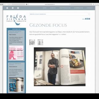 Frieda Zieleman Tekst & Redactie website 3