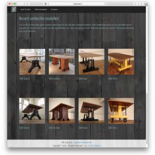 Just Try Me website recente modellen