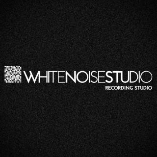 White Noise Studio logo liggend
