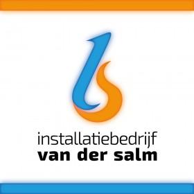 Installatiebedrijf van der Salm logo